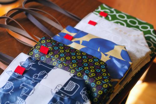 「relax bag travel」大きな柄から小さな柄まで。_e0243765_18423318.jpg