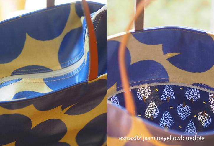 「relax bag travel」大きな柄から小さな柄まで。_e0243765_19160223.jpg