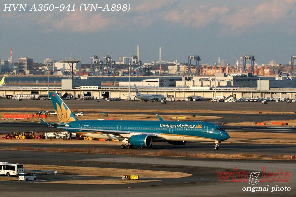 '20年 羽田空港レポート ・・・ HVN/VN-A898_f0352866_2121435.jpg