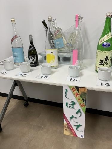 日本酒「穏 (おだやか)しぼりたて 生 純米吟醸」吉祥寺の酒屋より_f0205182_18263033.jpg