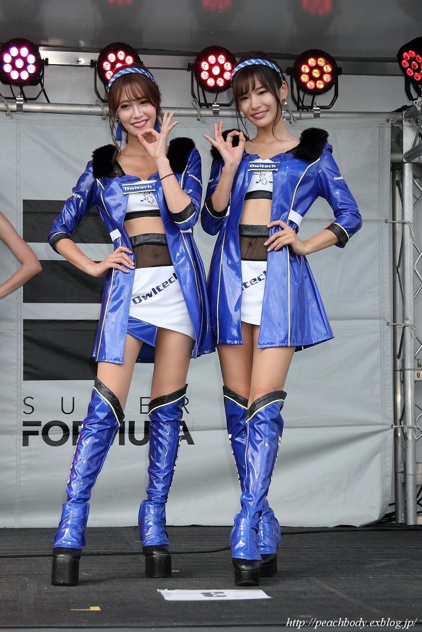 山下莉果 さん & 小山 桃 さん(Owltech Lady)_c0215885_22474900.jpg