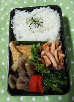 お弁当とかサンマルクカフェとか_d0043390_21080921.jpg