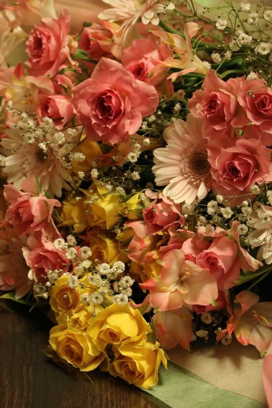 春色の花束_f0376195_21332361.jpg