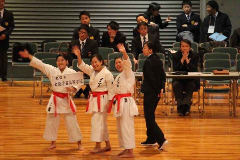 第115回 大阪学芸高等学校 卒業式_e0238098_15583385.jpg