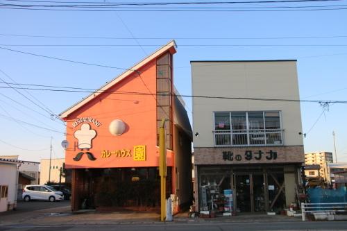 快晴の夕方、米沢キャンパスから撮影しながら自宅へ_c0075701_19551481.jpg