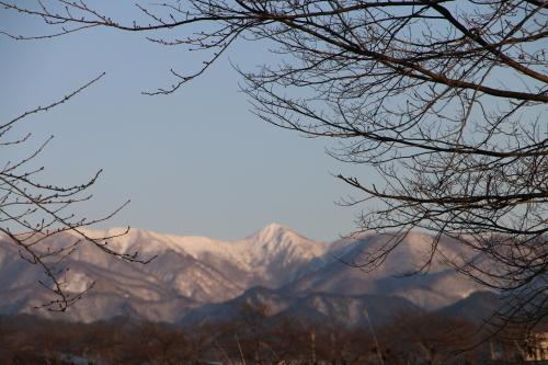 快晴の夕方、米沢キャンパスから撮影しながら自宅へ_c0075701_19571315.jpg