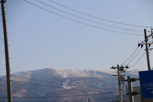 快晴の夕方、米沢キャンパスから撮影しながら自宅へ_c0075701_19575871.jpg