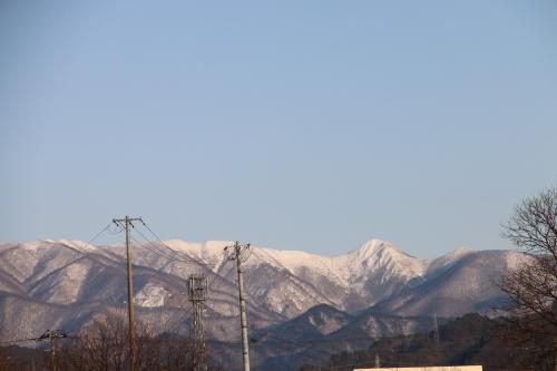 快晴の夕方、米沢キャンパスから撮影しながら自宅へ_c0075701_19584043.jpg