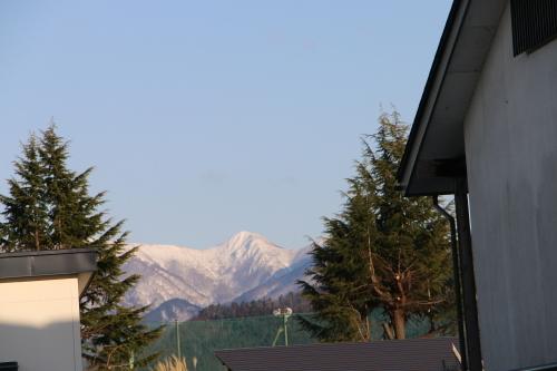 快晴の夕方、米沢キャンパスから撮影しながら自宅へ_c0075701_19590582.jpg