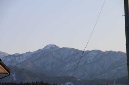 快晴の夕方、米沢キャンパスから撮影しながら自宅へ_c0075701_19593680.jpg