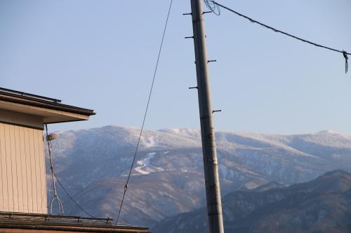 快晴の夕方、米沢キャンパスから撮影しながら自宅へ_c0075701_19594386.jpg