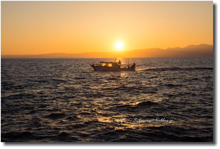 江の島からの夕景_f0356904_19450230.jpg