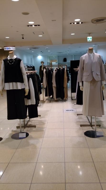 広島三越店 GRANDMA MAMA DAUGHTER_b0397010_08214616.jpg