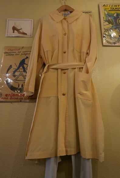 CHANEL silk coat_f0144612_20235630.jpg