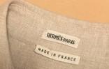 HERMES Linen Coat_f0144612_20334717.jpg