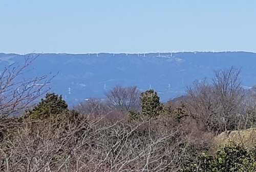 桝形山(白米城跡)登りました_f0129726_18112990.jpg