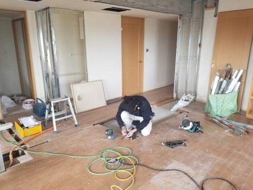 廿日市市・I様邸 マンション改修工事_d0125228_04034786.jpg