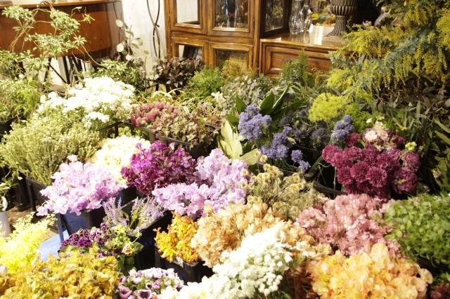 素敵生花 たんまり購入_d0086634_17152765.jpg