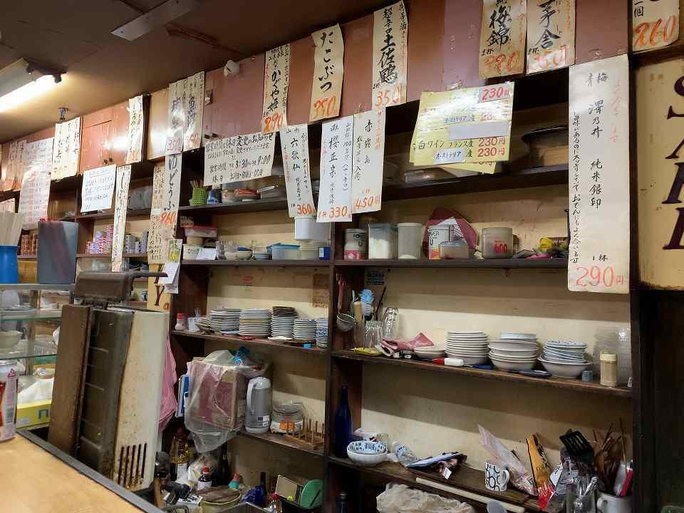 西梅田の居酒屋「ウエダ酒店」_e0173645_07332750.jpg