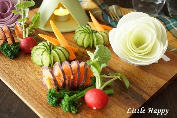 冬野菜を楽しむ!_d0269651_18245615.jpg