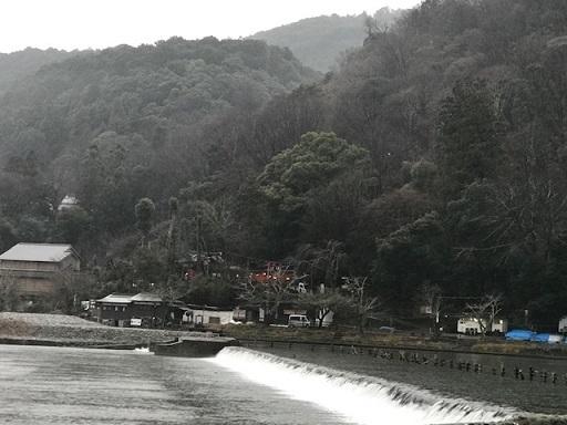 本当にすいていた・雨の嵐山・福田美術館へ。_f0181251_18453078.jpg