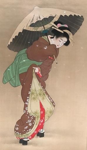 本当にすいていた・雨の嵐山・福田美術館へ。_f0181251_18515827.jpg