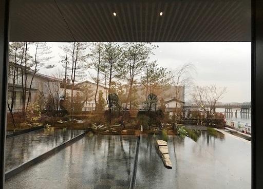 本当にすいていた・雨の嵐山・福田美術館へ。_f0181251_19121926.jpg