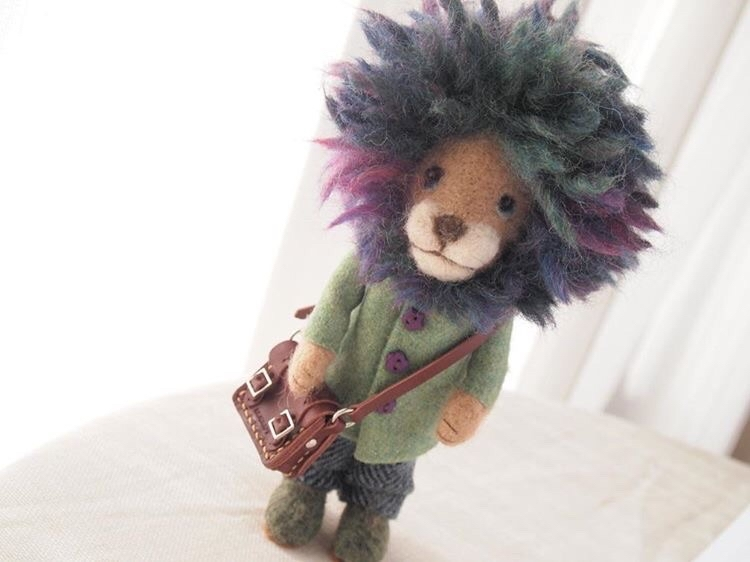 【ふわふわ の ほわほわ 2】出展者のご紹介 Fluffy Maryさん。_e0060555_11324147.jpg