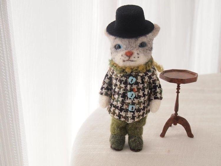 【ふわふわ の ほわほわ 2】出展者のご紹介 Fluffy Maryさん。_e0060555_11332270.jpg