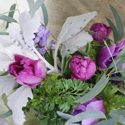 オークリーフ花の教室(落合さんの作品)_f0049672_21214877.jpg