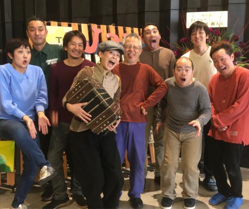 11. TCアルプ冬のLabo「Jam」 9日間12公演終演しました。 2/21_a0396281_23492047.jpg