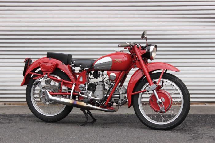 Moto Guzzi Airone Sport 入荷。_a0208987_11324687.jpg