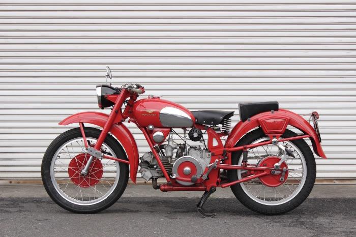 Moto Guzzi Airone Sport 入荷。_a0208987_11330786.jpg