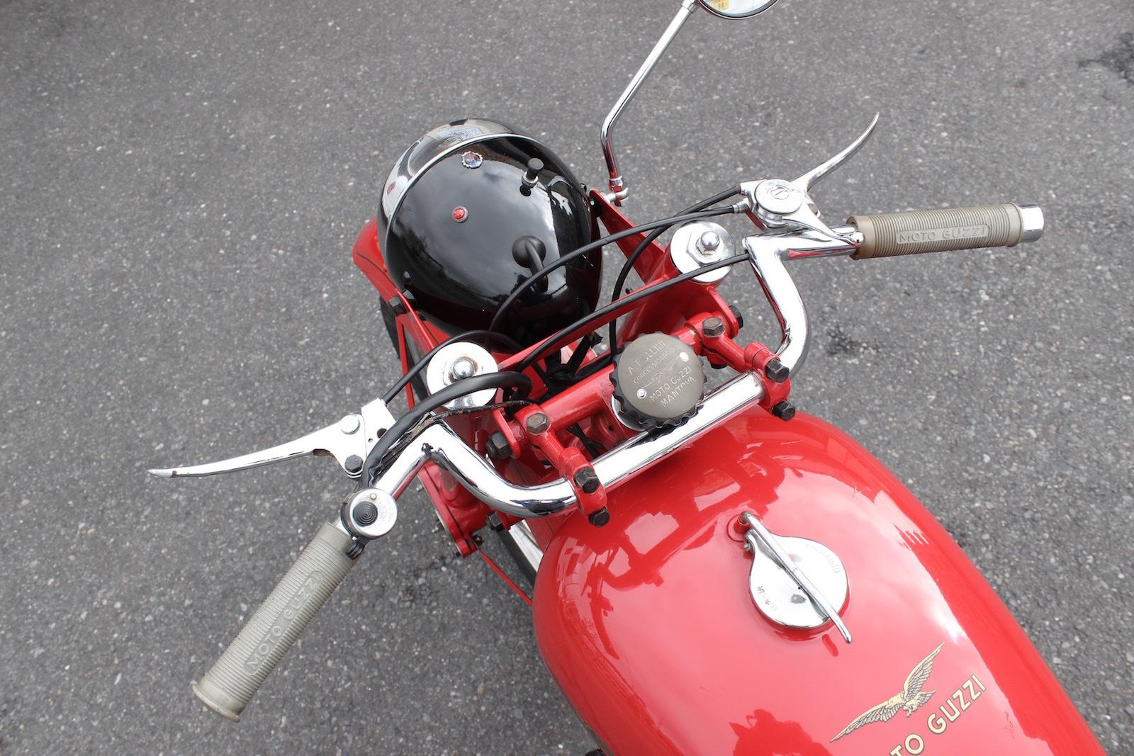 Moto Guzzi Airone Sport 入荷。_a0208987_11331232.jpg