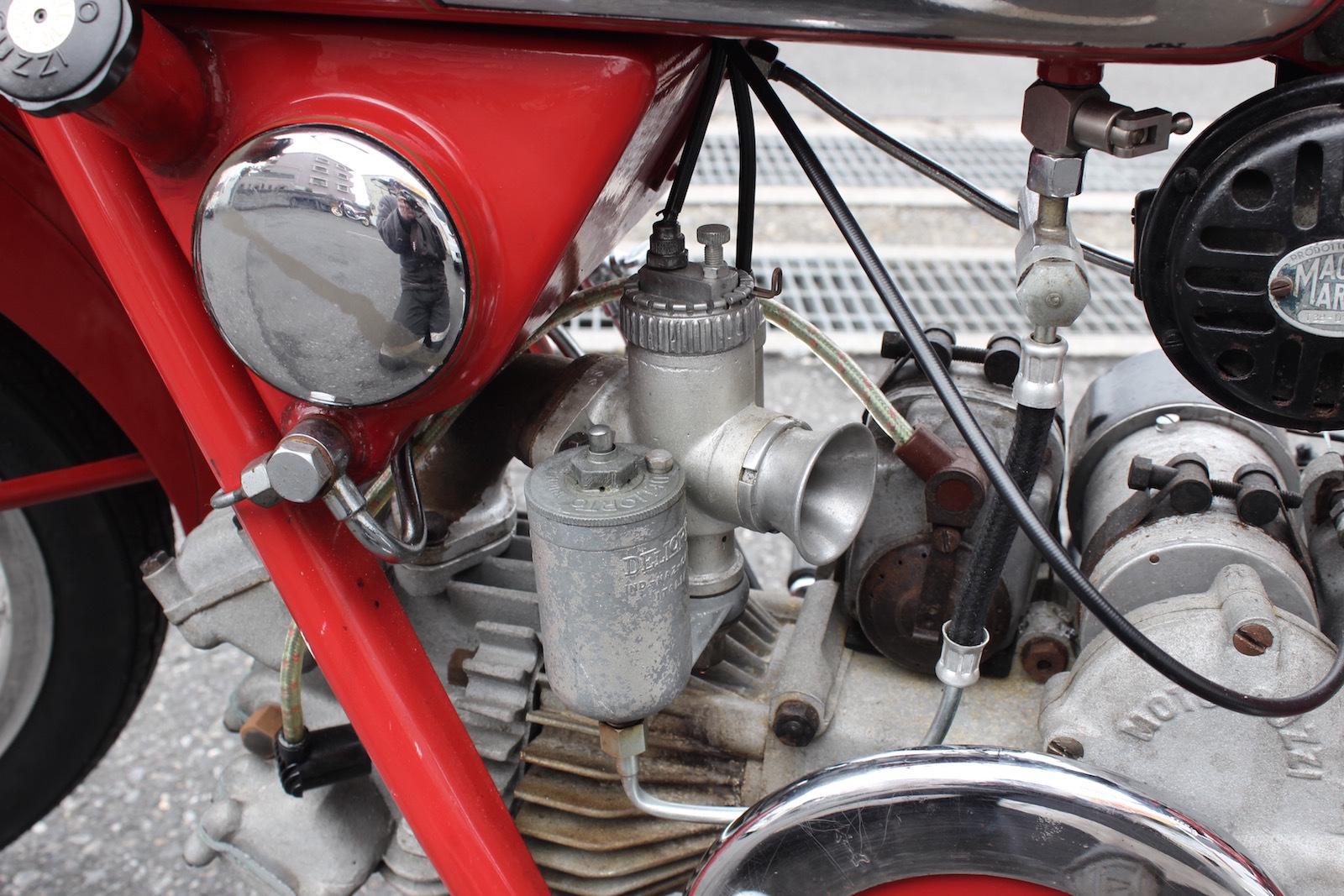 Moto Guzzi Airone Sport 入荷。_a0208987_11333753.jpg