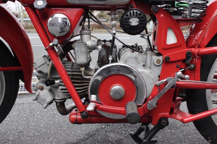 Moto Guzzi Airone Sport 入荷。_a0208987_11344406.jpg