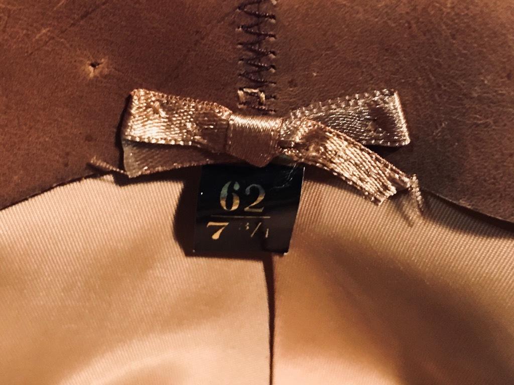 マグネッツ神戸店 2/22(土)Superior入荷! #5 Flannel Shirt+Head Wear!!!_c0078587_15214748.jpg
