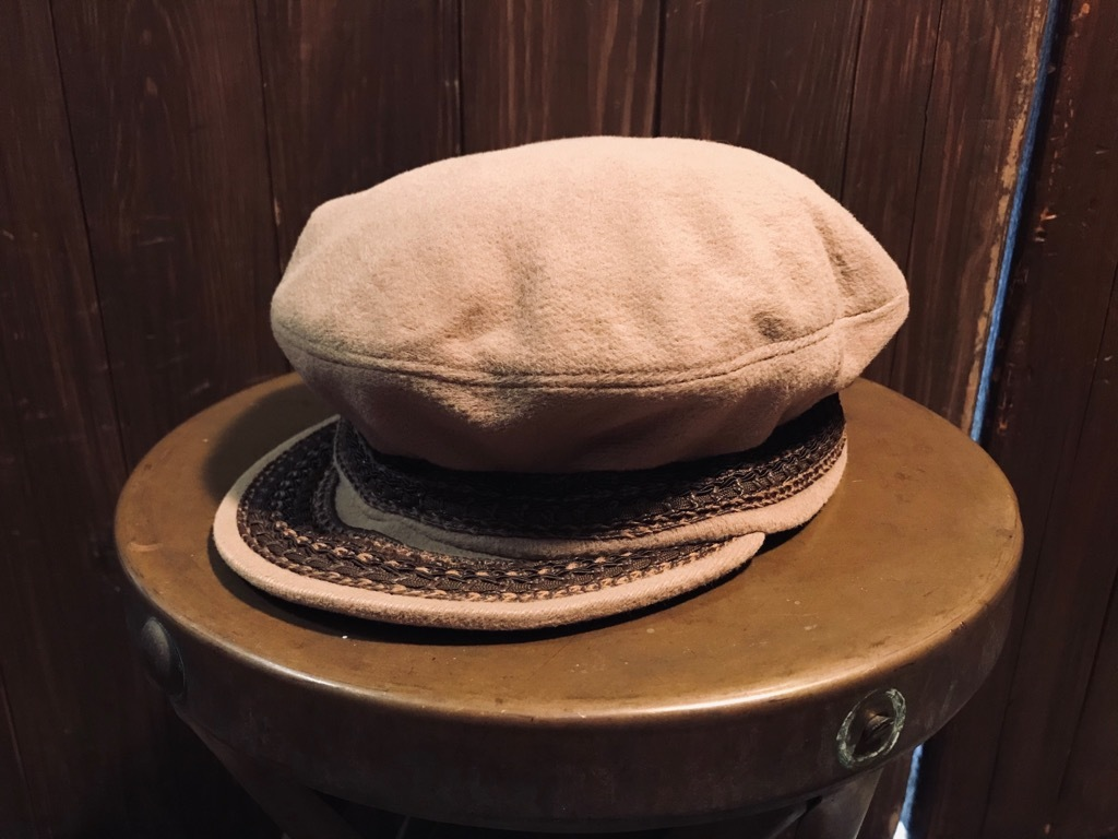 マグネッツ神戸店 2/22(土)Superior入荷! #5 Flannel Shirt+Head Wear!!!_c0078587_15273078.jpg