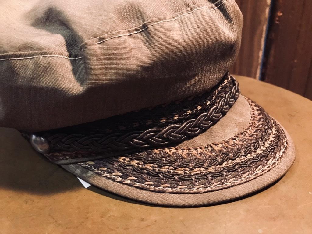 マグネッツ神戸店 2/22(土)Superior入荷! #5 Flannel Shirt+Head Wear!!!_c0078587_15275011.jpg