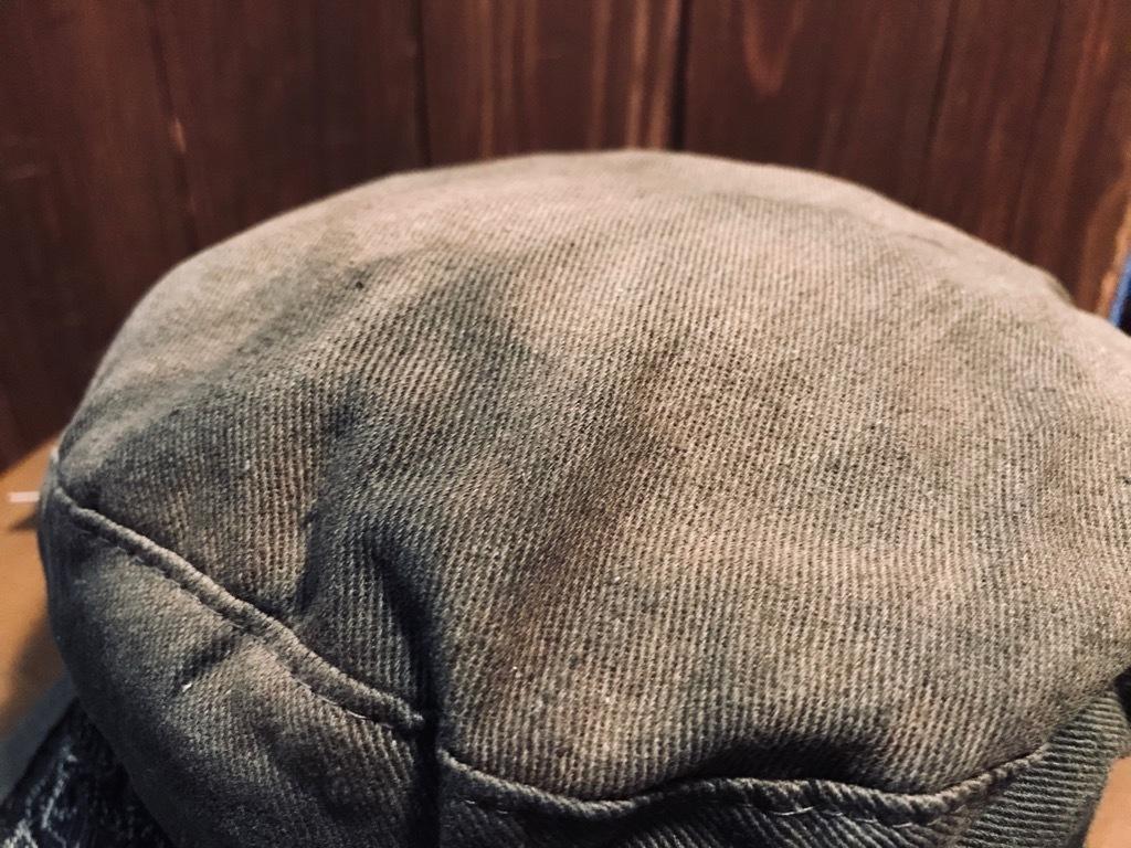 マグネッツ神戸店 2/22(土)Superior入荷! #5 Flannel Shirt+Head Wear!!!_c0078587_15280826.jpg
