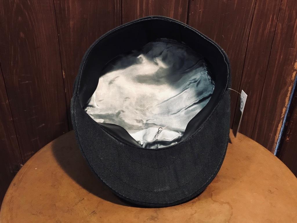 マグネッツ神戸店 2/22(土)Superior入荷! #5 Flannel Shirt+Head Wear!!!_c0078587_15280897.jpg