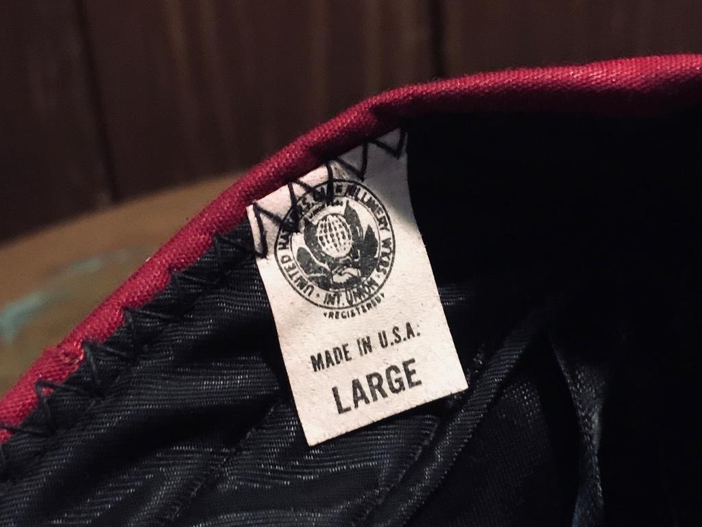 マグネッツ神戸店 2/22(土)Superior入荷! #5 Flannel Shirt+Head Wear!!!_c0078587_15294915.jpg