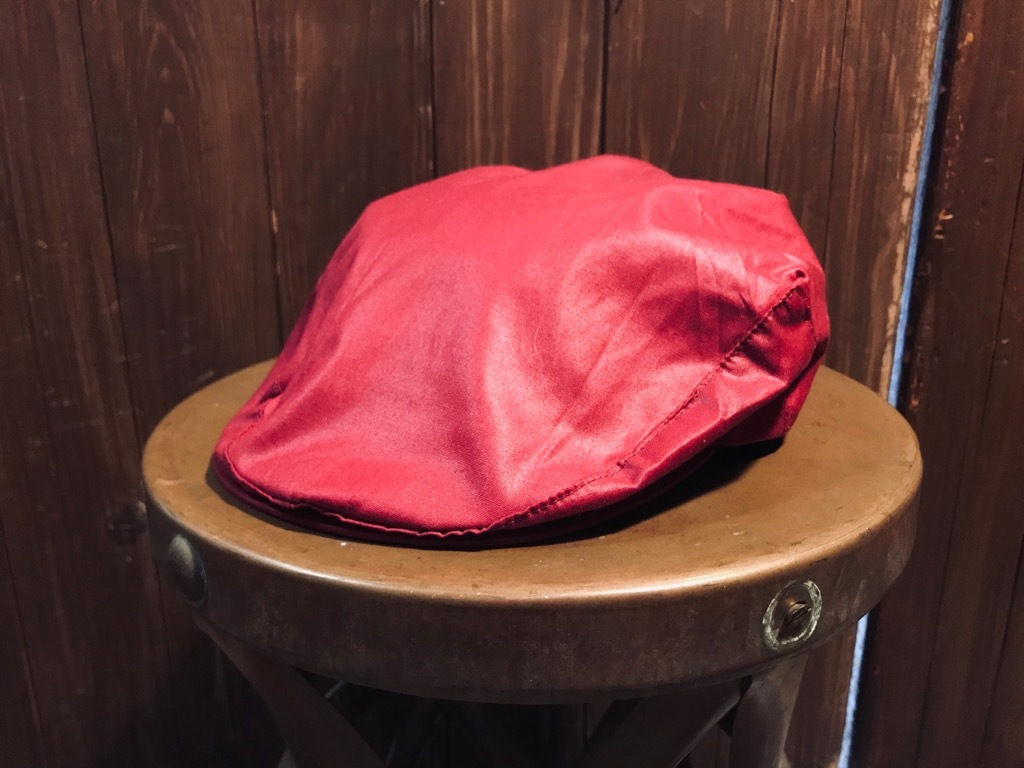 マグネッツ神戸店 2/22(土)Superior入荷! #5 Flannel Shirt+Head Wear!!!_c0078587_15294997.jpg