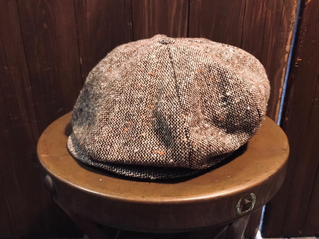 マグネッツ神戸店 2/22(土)Superior入荷! #5 Flannel Shirt+Head Wear!!!_c0078587_15300836.jpg