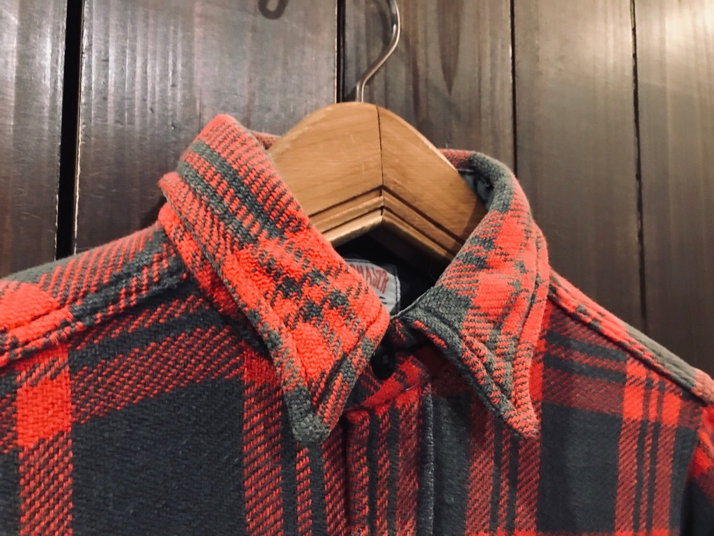 マグネッツ神戸店 2/22(土)Superior入荷! #5 Flannel Shirt+Head Wear!!!_c0078587_15354400.jpg