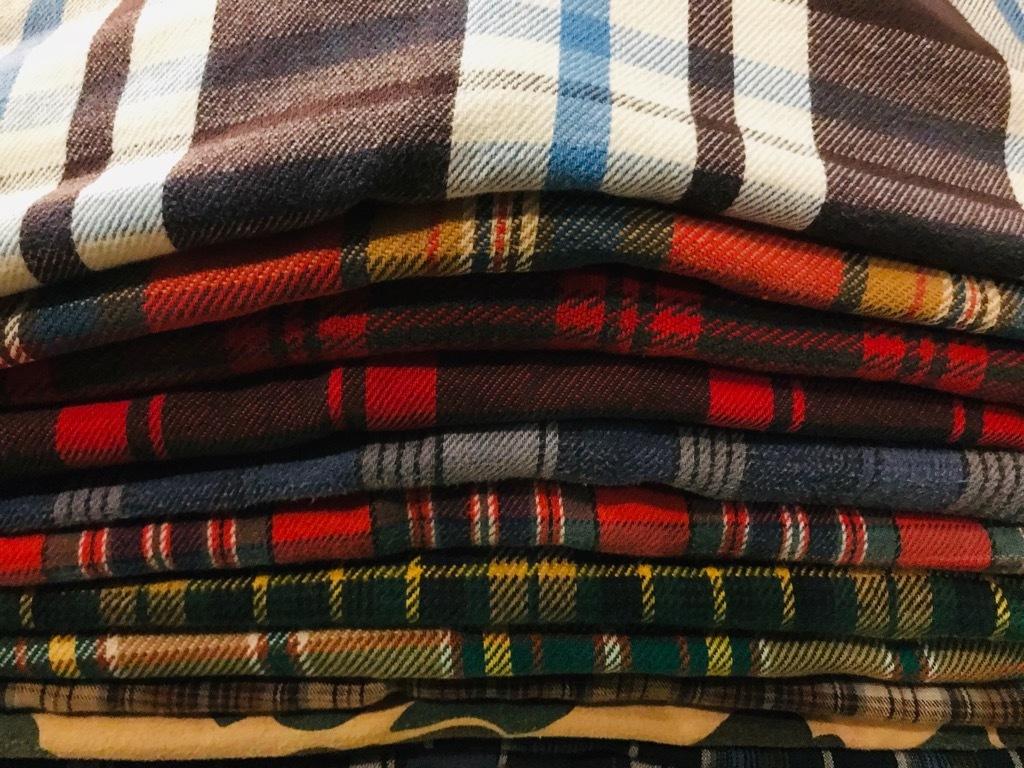 マグネッツ神戸店 2/22(土)Superior入荷! #5 Flannel Shirt+Head Wear!!!_c0078587_15354606.jpg
