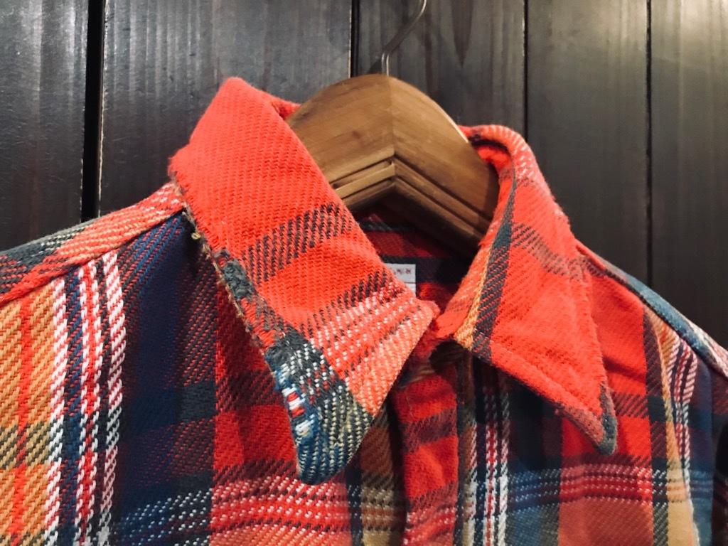 マグネッツ神戸店 2/22(土)Superior入荷! #5 Flannel Shirt+Head Wear!!!_c0078587_15361618.jpg