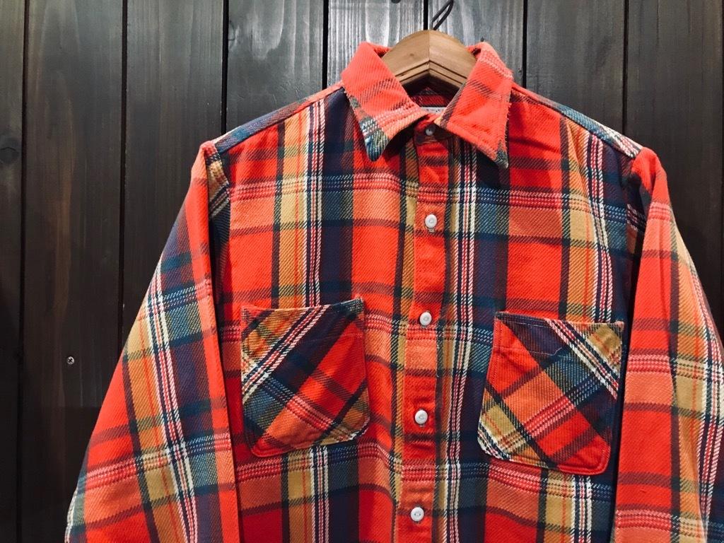 マグネッツ神戸店 2/22(土)Superior入荷! #5 Flannel Shirt+Head Wear!!!_c0078587_15361668.jpg
