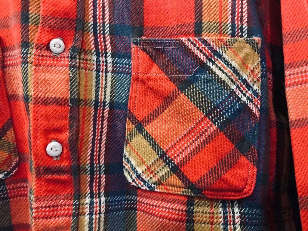 マグネッツ神戸店 2/22(土)Superior入荷! #5 Flannel Shirt+Head Wear!!!_c0078587_15361745.jpg