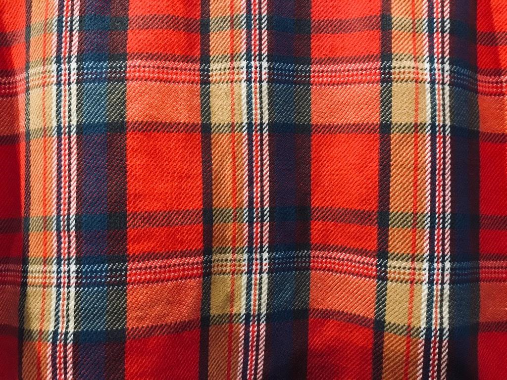 マグネッツ神戸店 2/22(土)Superior入荷! #5 Flannel Shirt+Head Wear!!!_c0078587_15361759.jpg